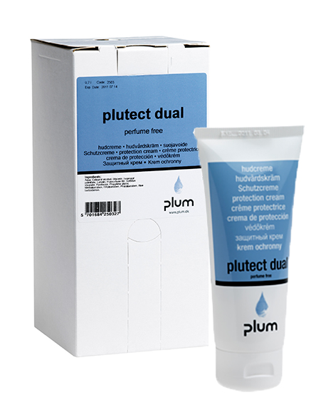 Plum Plutect Dual kreme za zaščito kože
