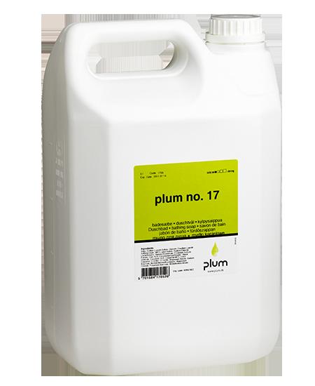 Plum no. 17 ipari tusfürdő és sampon