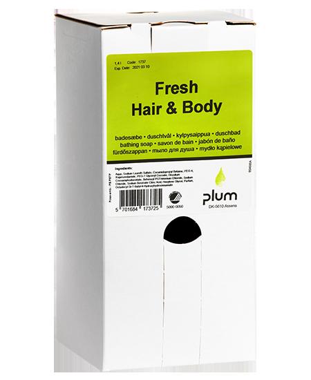 Fresh Hair & Body