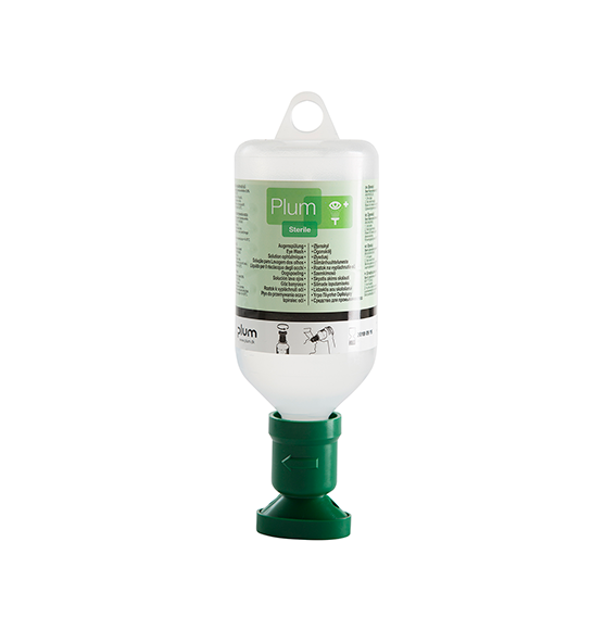 Soluţie pentru clătirea ochiului Plum 500 ml