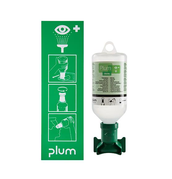 Plum Eye Wash station