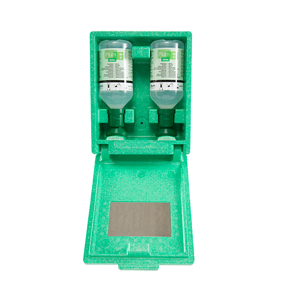 Plum Eye Wash box
