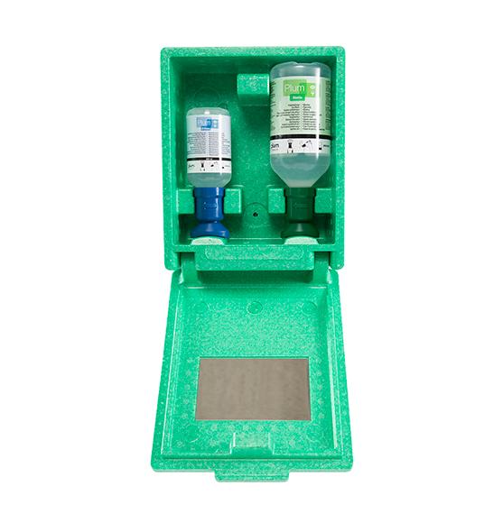 pH neutral staţie de prim ajutor pentru clătirea ochilor