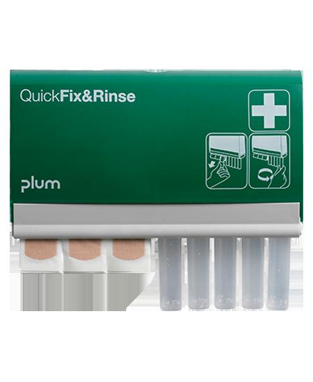 QuickFix & QuickRinse adagoló
