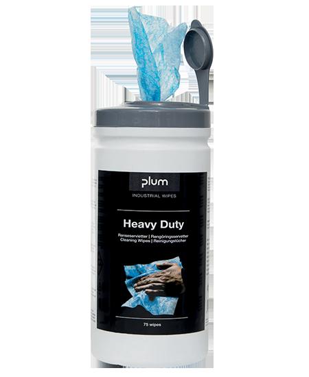 PlumWipes Heavy-Duty