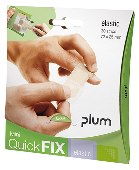 QuickFix Mini Elastic rugalmas sebtapaszok