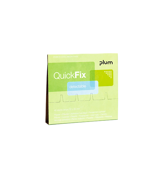 QuickFix detectable refill