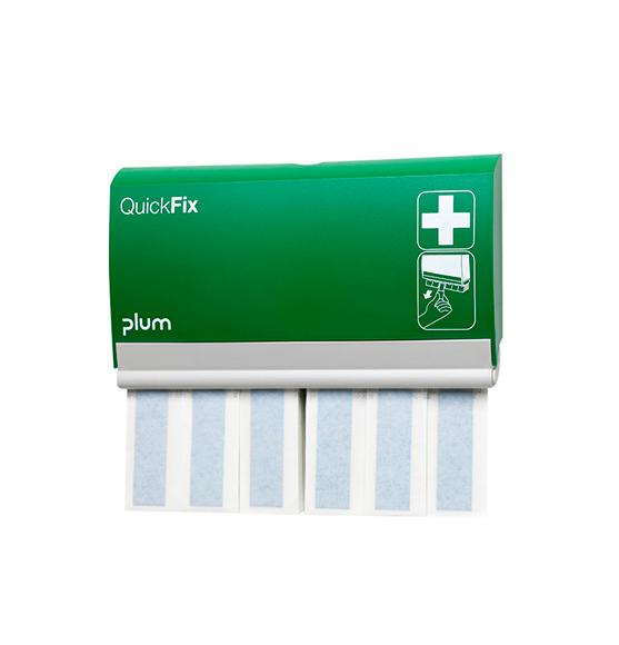 Dozator plasturi cu fibre metalice QuickFix Long