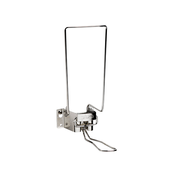 CombiPlum 1,0 l steel with elbow lever
