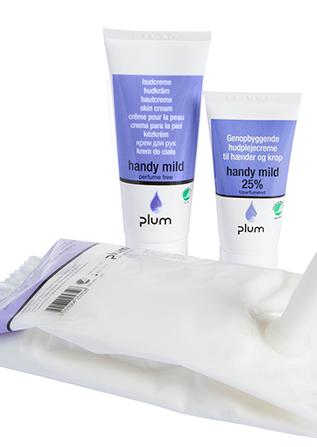 Plum Handy Mild bőrápoló termékcsalád