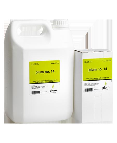 Plum No. 14 ipari szappan
