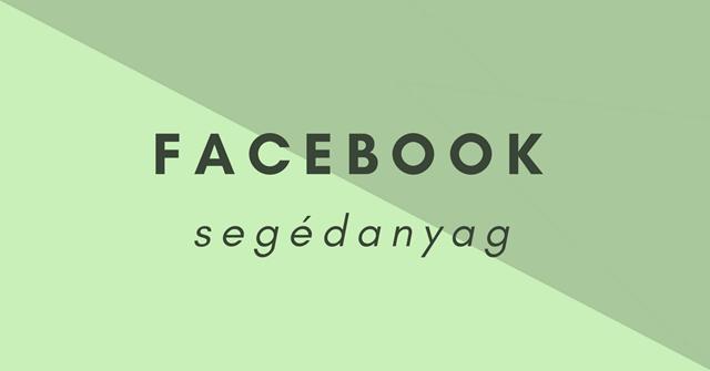 Plum Facebook segédanyag